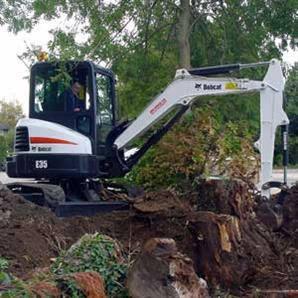 Bobcat E35 Specifications