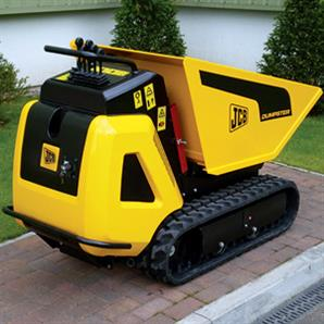 The Dumpster HTD5 tracked carrier from JCB
