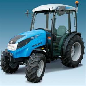 The Mistral 40 tractor from Landini