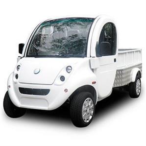 Fox Electric Utility Vehicle Euromec Contracts Ltd