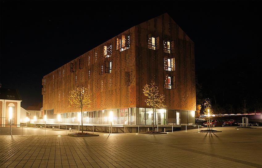 Grand prix winner © Performers House/ Schmidt Hammer Lassen Architects