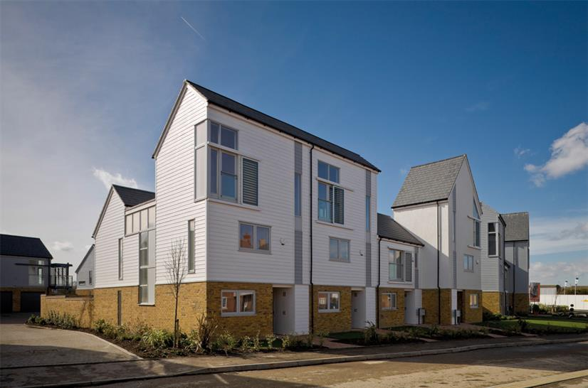 Residential Building of the Year - Multiple Level Building © eScape Sittingbourne/ PCKO Architects