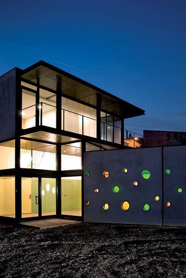 Young Architect © Arreltes Day Care Center / Xavier Vilata Studio