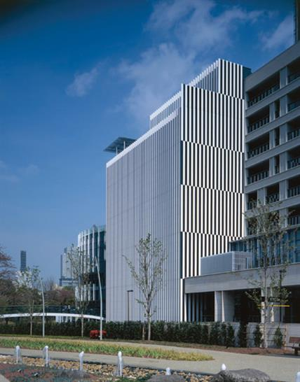 Commercial Building of the Year - Public Building © Suntory Museum of Art / Kengo Kuma & Associates
