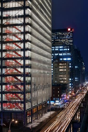Renzo Piano and FXFowle