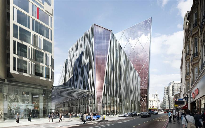 Images provided by Land Securities