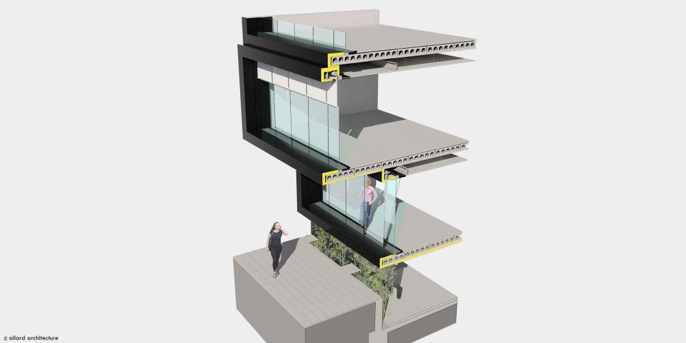 copyright Allard Architecture