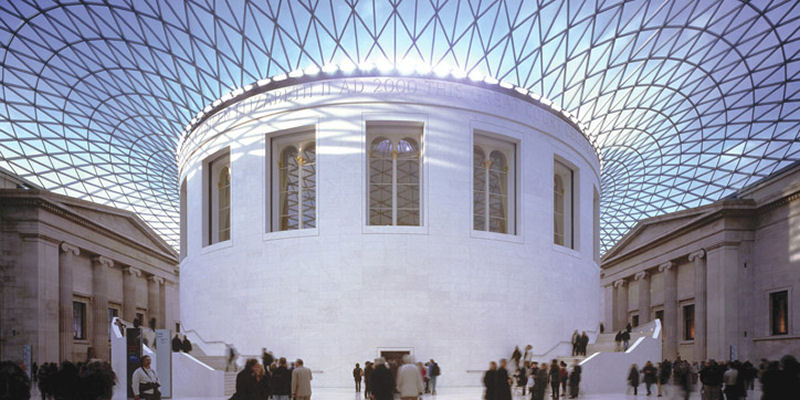 The last major expansion was the Great Court in 2000