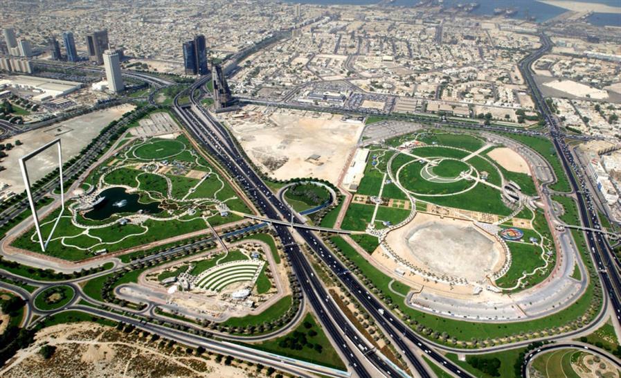 Winning design Dubai Frame by Fernando Donis