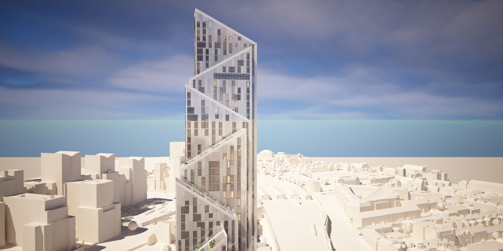 Copyright of Make Architects