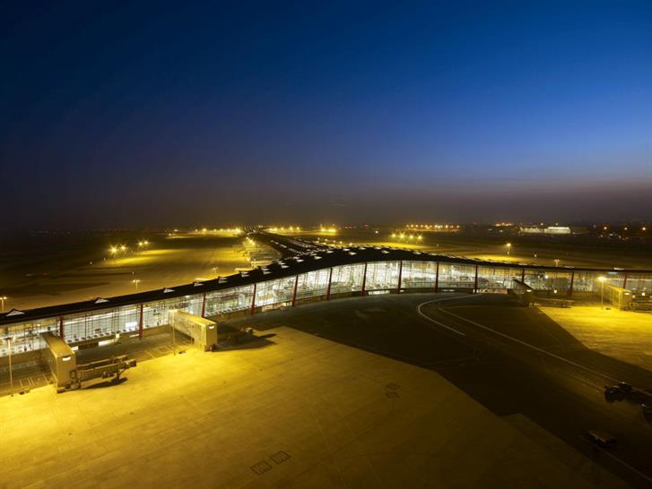 Beijing Capital International Airport Terminal 3
