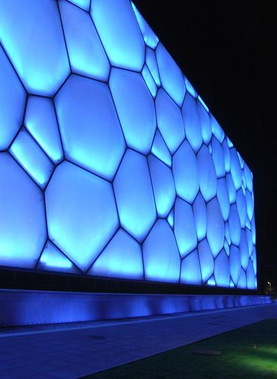 Watercube, National Swimming Centre
