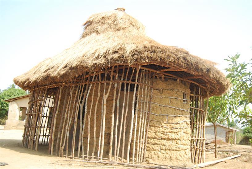 Mosque building in Sierra Leone