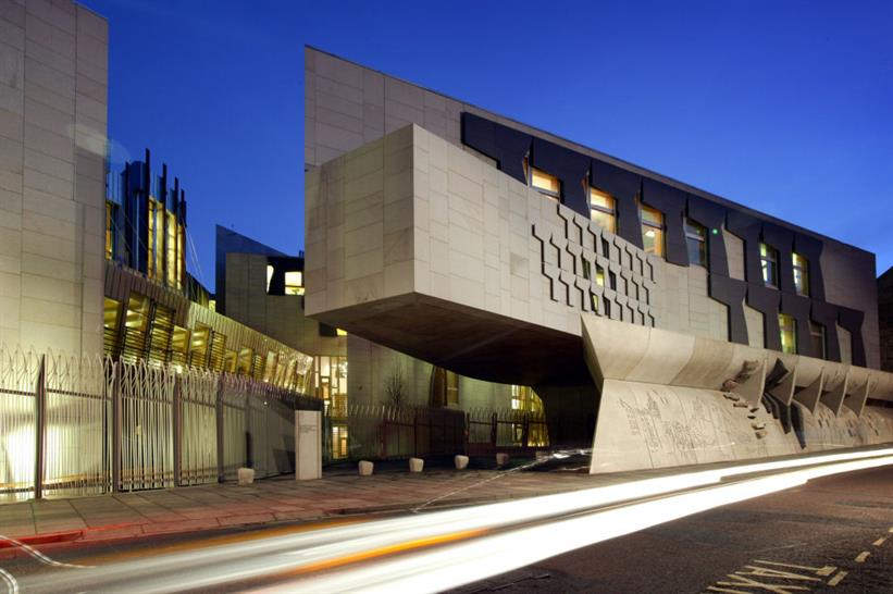 Image © Scottish Parliamentary Corporate Body - 2009