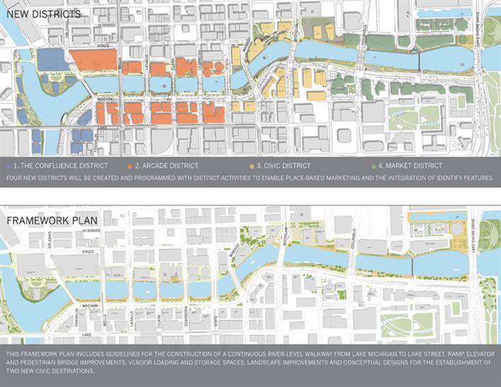 Facelift for Chicago River on