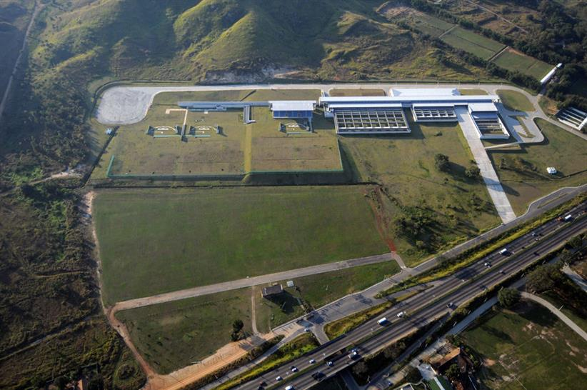 Deodoro Sports Complex as it stands, Copyright BCMF Arquitetos