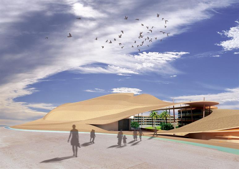 (c) Amin HASNI, architect