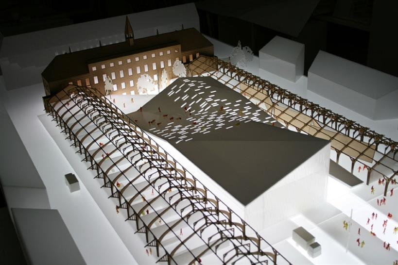 3XN design for the Cultural Production Center