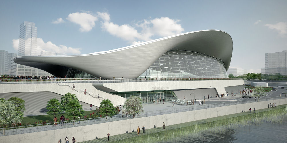 Getty Images/Zaha Hadid Architects