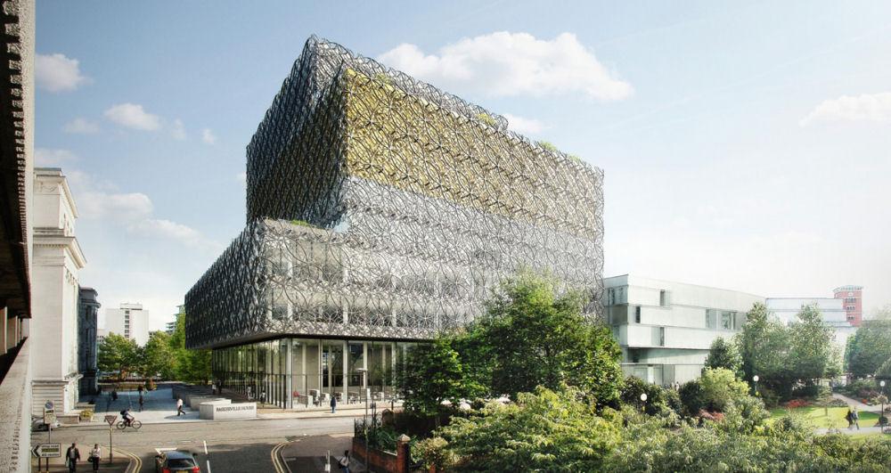 Mecanoo, Courtesy of Birmingham City Council