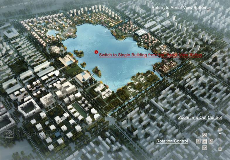 Bolong Lake Master planning