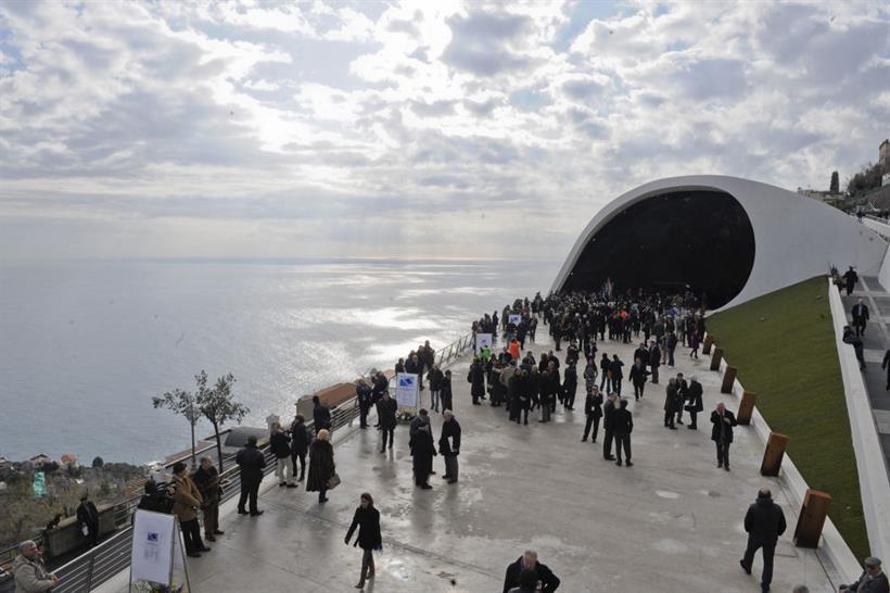 Oscar Niemeyer / Fondazione Ravello