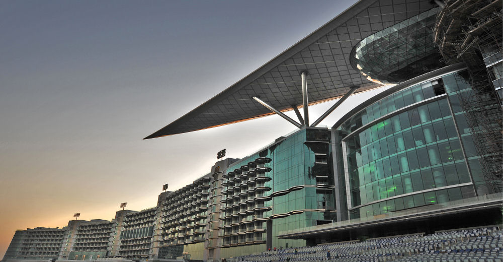 The Meydan and the Grandstand (c) Meydan/Teo A. King Design Consultants