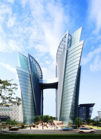 Metropolis (c) Meydan/Teo A. King Design Consultants