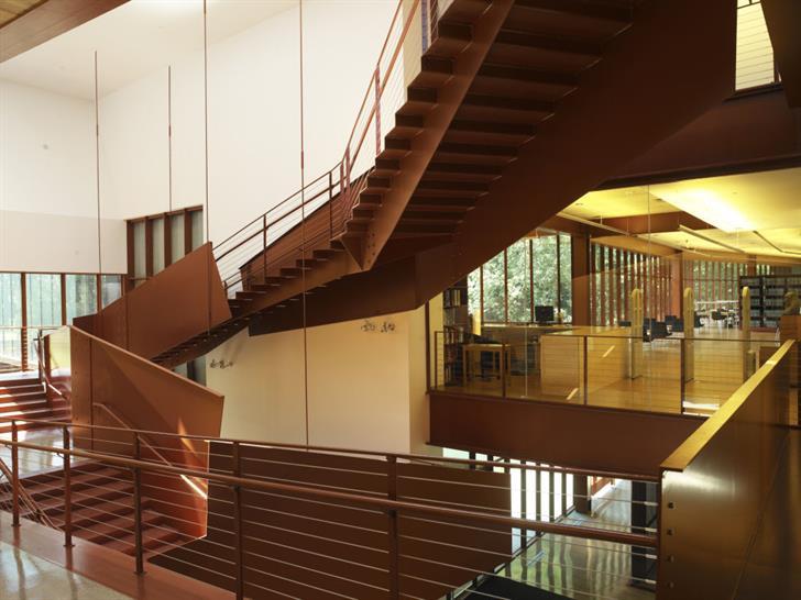 University of Iowa Art Building West