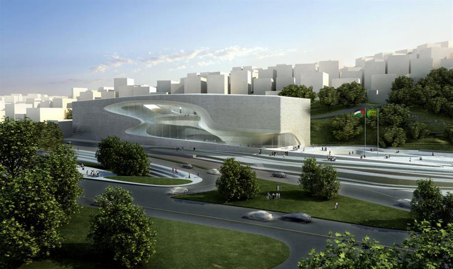 (c) Zaha Hadid Architects