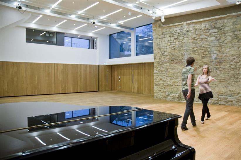 Andy Matthews / Rick Mather Architects