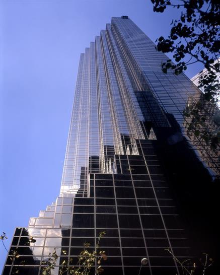 Trump Tower © 1984 Norman McGrath Photography