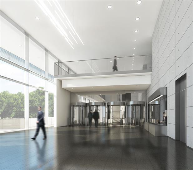 © Henn Architekten - Technical and Logistics Centre