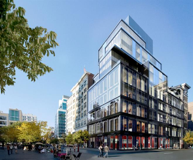 ODA Architecture and Perkins Eastmen