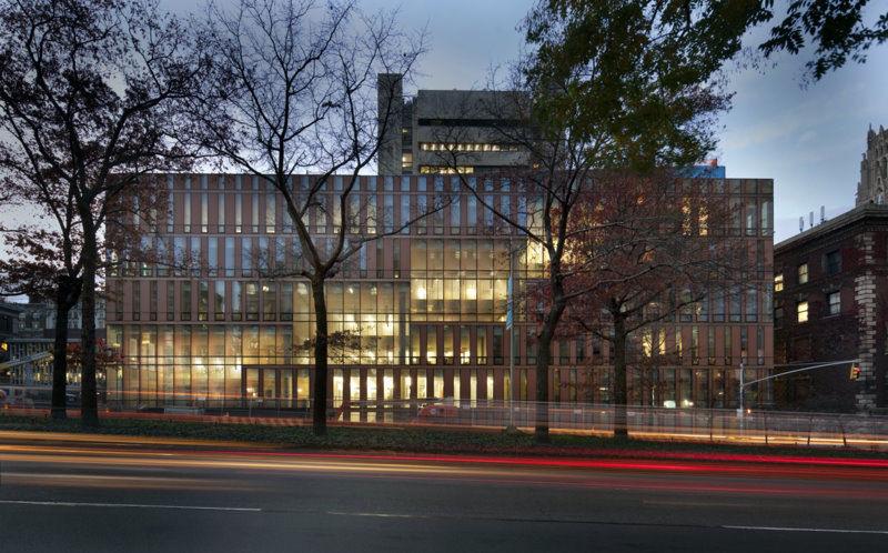 Barnard Center by Weiss Manfredi