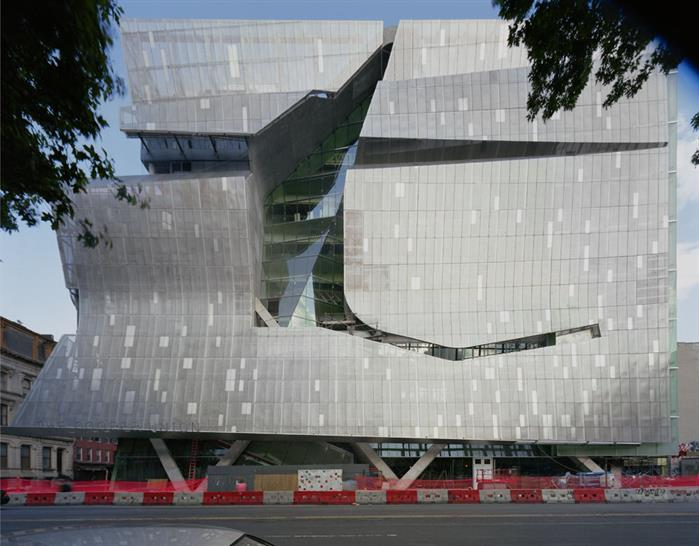 Cooper Union (photo by Wade Zimmerman)