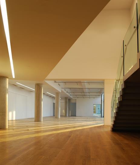LJMU Art & Design Academy (Rick Mather Architects)