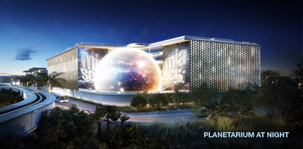 Miami Science Museum , Grimshaw Architects