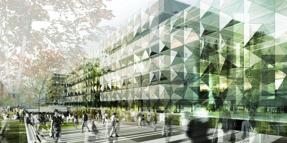 Christensen & Co and and Vilhelm Lauritzen Architects