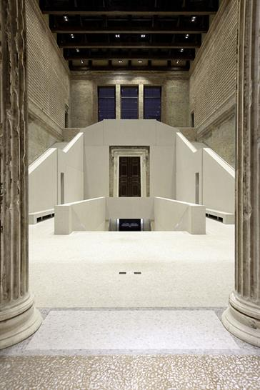 Neues Museum, David Chipperfield Architects, © Ute Zscharnt