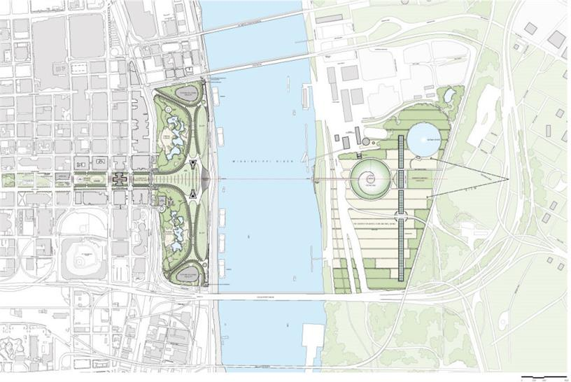 PWP Landscape Architecture, Foster + Partners, Civitas