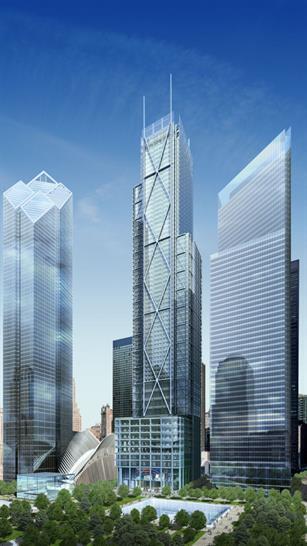 3 World Trade Center - Silverstein Properties