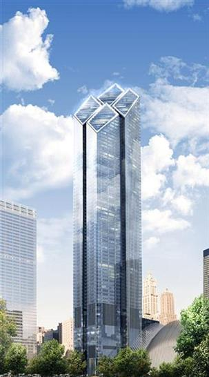 2 World Trade Center - Foster + Partners