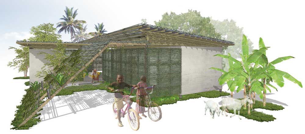 ARCHIVE competition winner; Cycle House