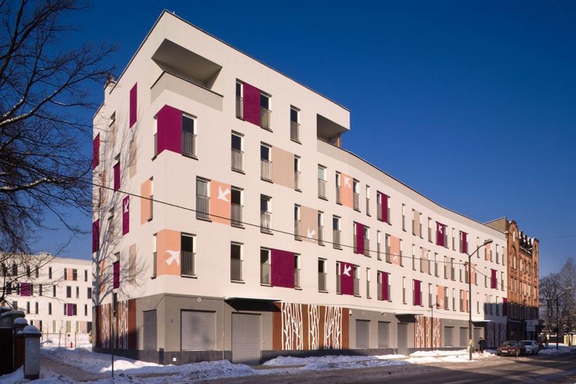 Debowa Housing Estate - BIURO PROJEKTÓW ARCHITEKTONICZNYCH Sp. z o.o. Jan Pallado, Aleksander Skupin