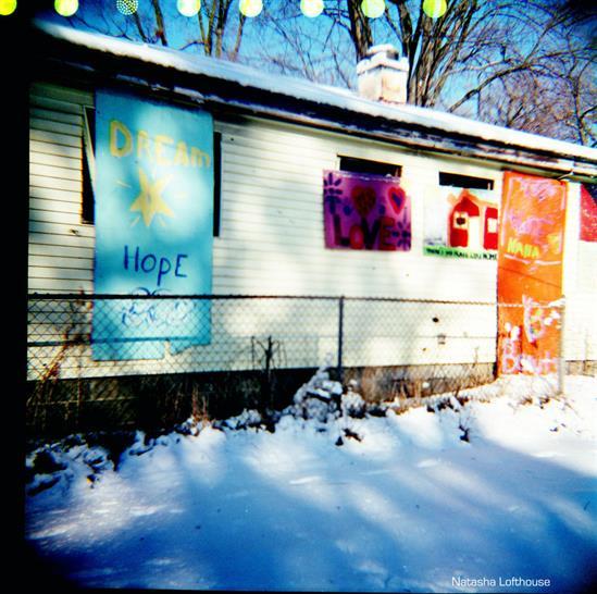 Natasha Lofthouse - Dream, Hope and Love