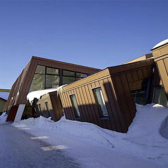 Styrelsen for Sundhed og Forebyggelse / C. F. Møller Architects