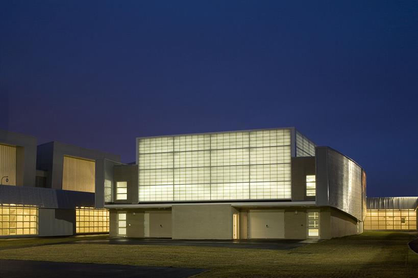 Union County Detention Centre | Ricci Greene Associates