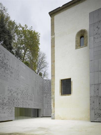 """Nieto Sobejano Arquitectos S.L.P; <a href=""""http://www.rolandhalbe.com/"""">Roland Halbe</a>"""