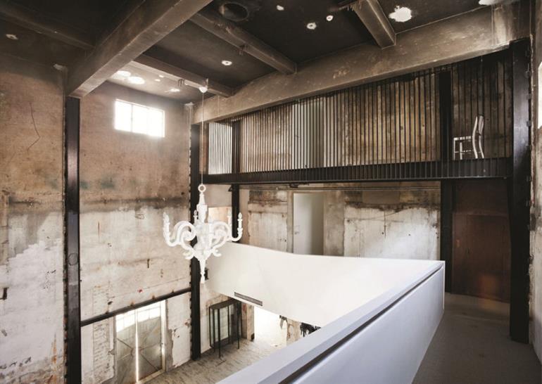 The Waterhouse - Winner 2010 Interiors Award